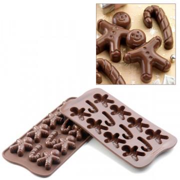 Molde para bombones Biscuits SLK
