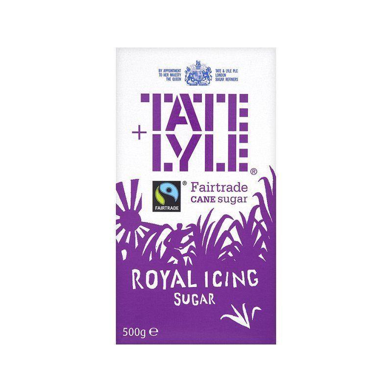 Royal Icing 500 gr Tate & Lyle