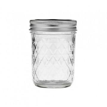 Tarro de cristal con tapa 240 ml Ball Mason Jar
