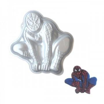 Molde bizcocho Spider Man