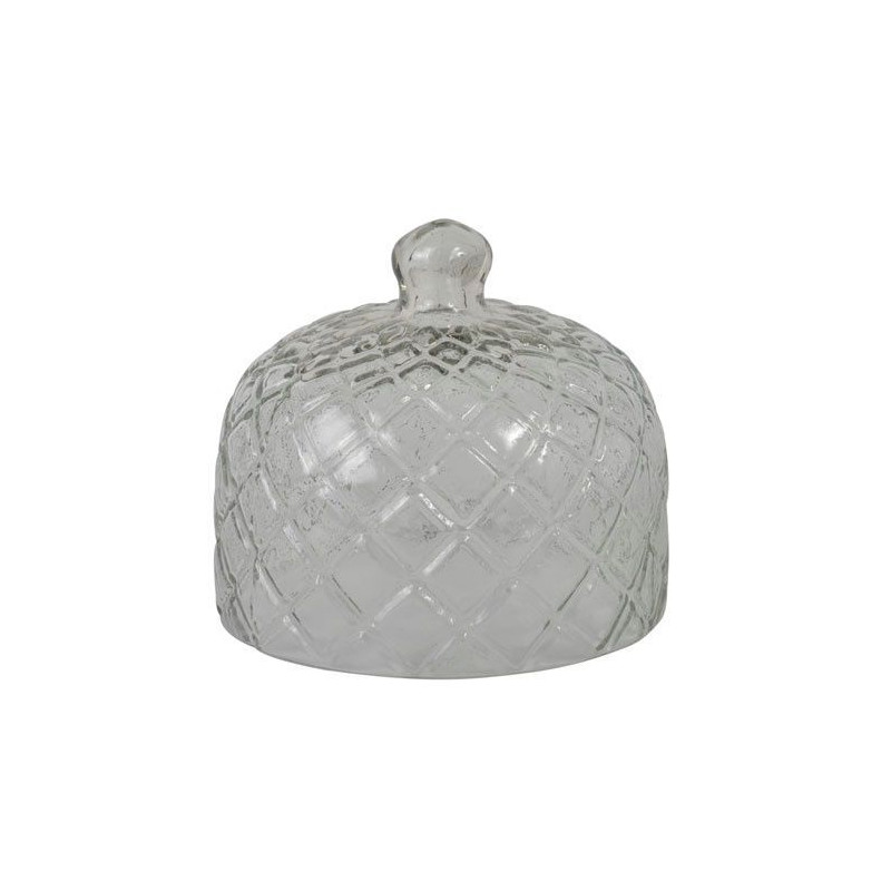 Cúpula de Cristal para Stand 16 cm Cristal Arlequín