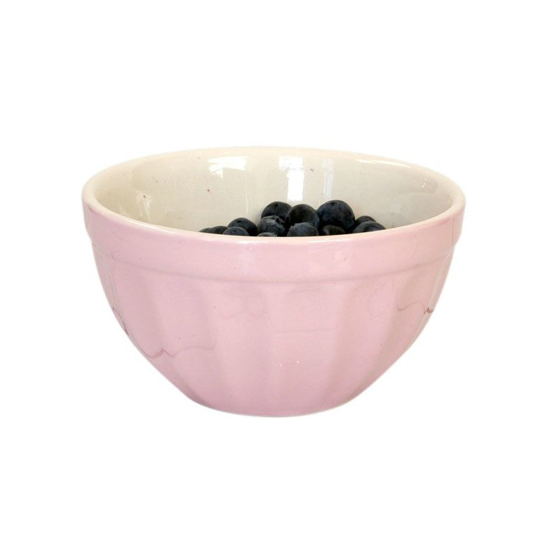 Bol de cerámica Rosa