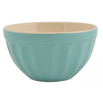 Bol de cerámica Turquesa