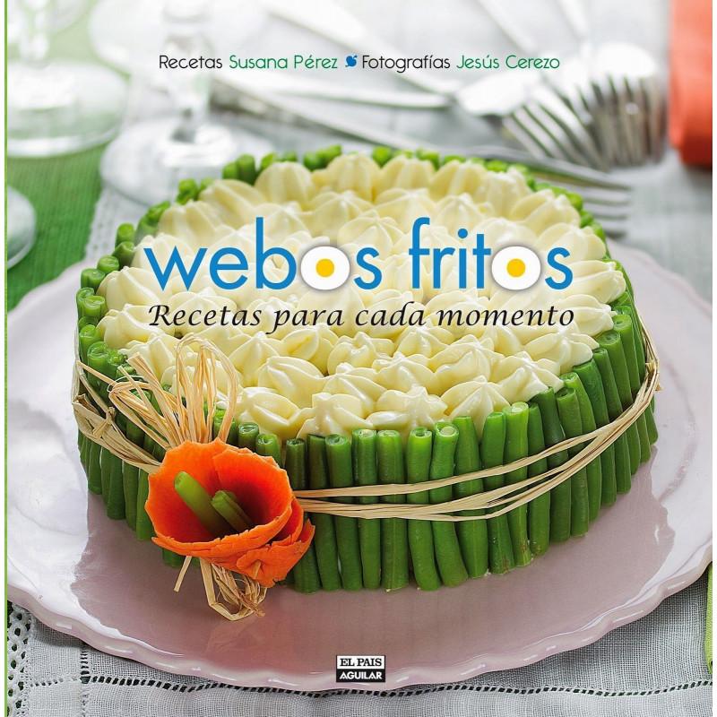 Libro Webos Fritos Recetas para cada momento