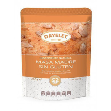Masa Madre Sin Glutén 350 gr Dayelet