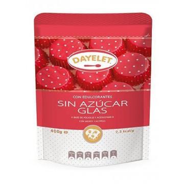 Sin Azúcar Glas 400 gr Dayelet