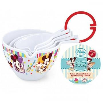 Medidor de tazas Melanina Family Bakery Disney