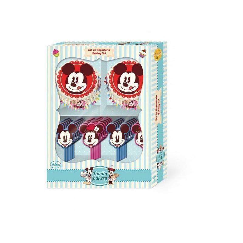 Set cupcakes Family Bakery Disney