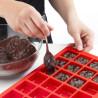 Molde de silicona Cuadrados Brownies Lekué