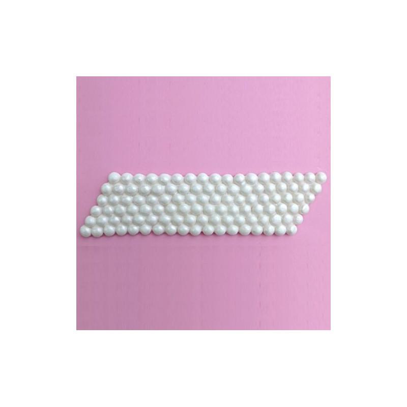 Molde silicona Borde de perlas Karen Davies