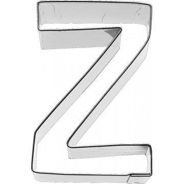 Cortante galleta letra Z