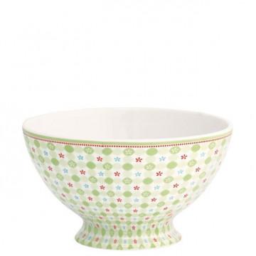 Bol de cerámica grande Mimi Green Green Gate