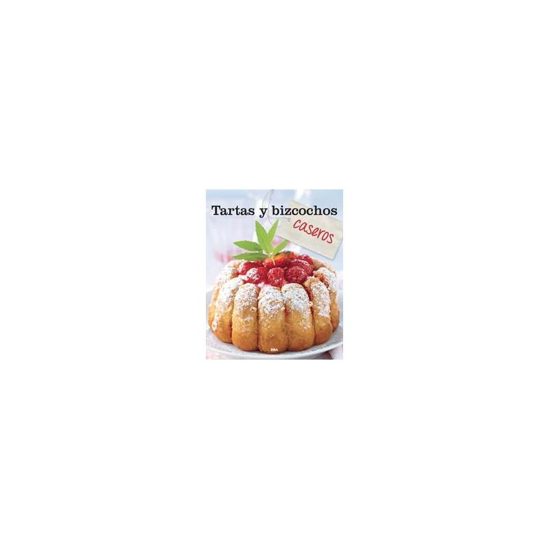 Libro Tartas y bizcochos Caseros