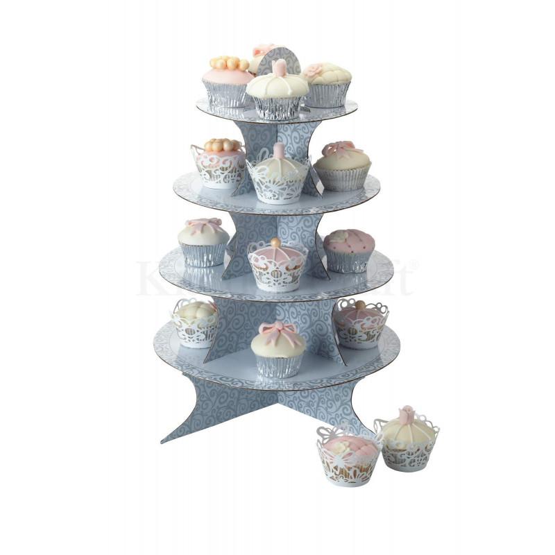 Stand de presentación cupcakes/dulces Bodas