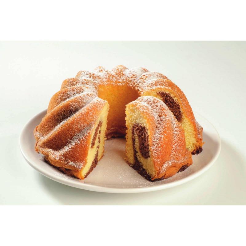 Molde redondo Bundt Cake Básico KC