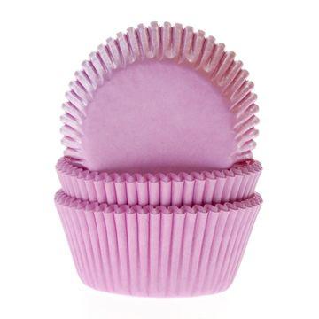 Capsulas cupcakes Rosa Pastel HoM