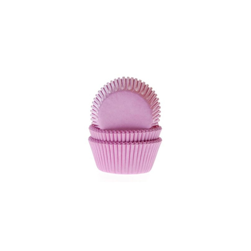 Cápsulas cupcakes Rosa Pastel House of Marie