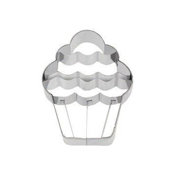 Cortante galleta 3D Cupcake