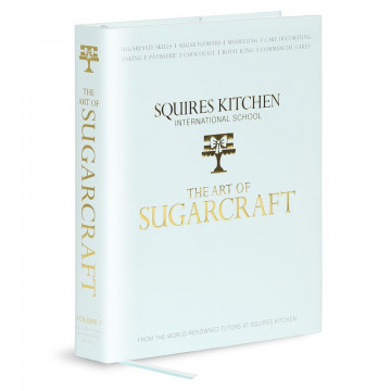 Libro The Art of Sugarcraft Squire Kitchen International School