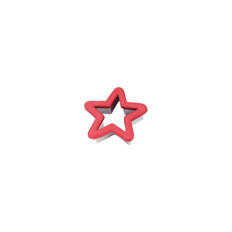 Cortante galleta estrella Wilton