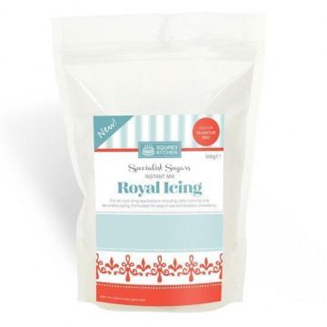 Preparado Royal Icing  Rojo 500gr