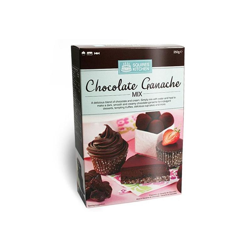 Preparado Ganache de Chocolate 250gr