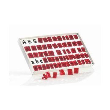 Alfabeto Set  64 piezas JEM