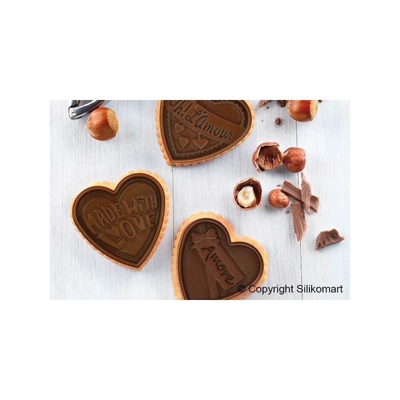 Sello/Estampación Cookie Choc Love SLK