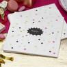 Servilleta de papel Fiesta Confetti