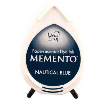 Tinta Memento Azul Marino Nautical Blue