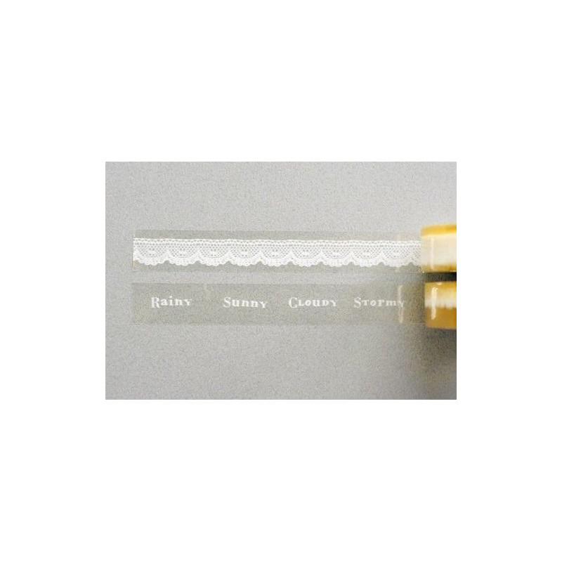 Washi Tape Pack 2 Glass Tape Ciel