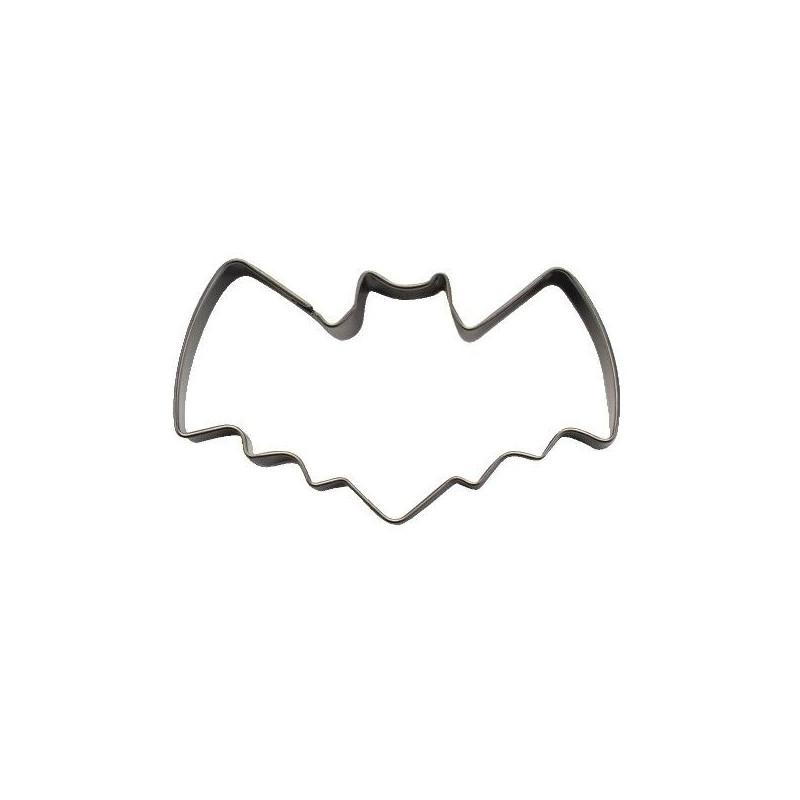 Cortante de galleta murciélago