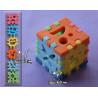 Molde silicona Cubo 3D