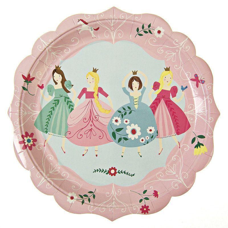 Platos Fiesta Yo soy Princesa