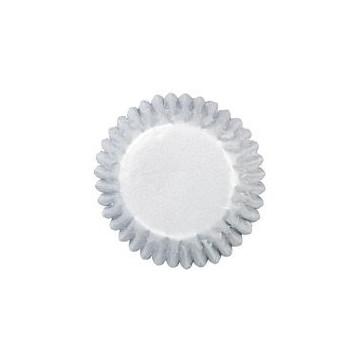 Capsulas para caramelos Plata Wilton