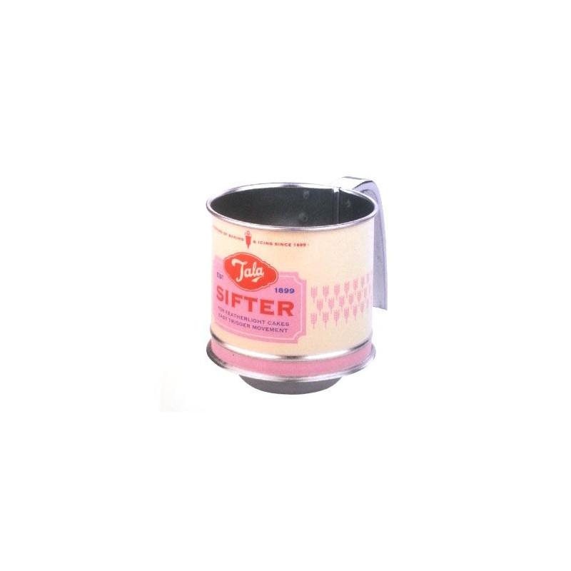 Tamizador mini estilo Retro Rosa Tala