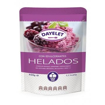 Endulzante sin azúcar para Helados 400 gr Dayelet