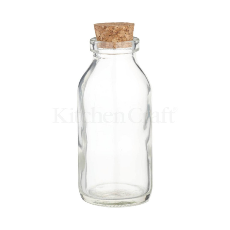 Botella de cristal básica 125 ml