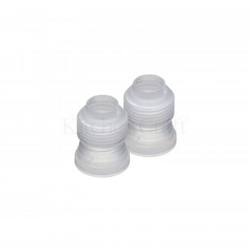 Pack 2 adaptadores de boquillas pequeños