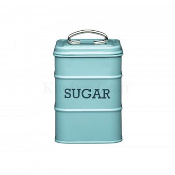 Lata para el Azúcar Azul Living Nostalgia