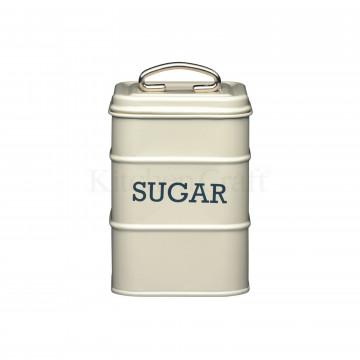 Lata para el Azúcar Beig Living Nostalgia