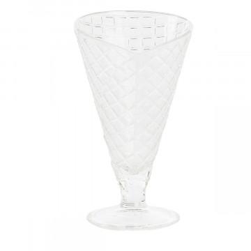 Copa de Helado Cristal Cucurucho
