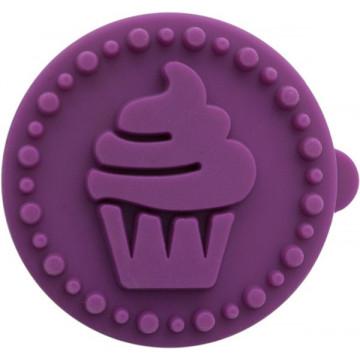 Sello/Estampación galletas Cupcake Birkmann