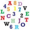 Alfabeto y Números Mayuscula FMM