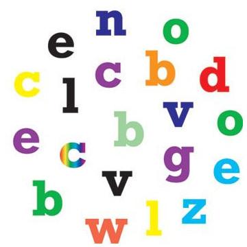 Alfabeto Minuscula FMM