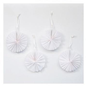 Molinetes mini Blanco