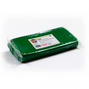 Fondant listo para usar Verde 1Kg Kelmy
