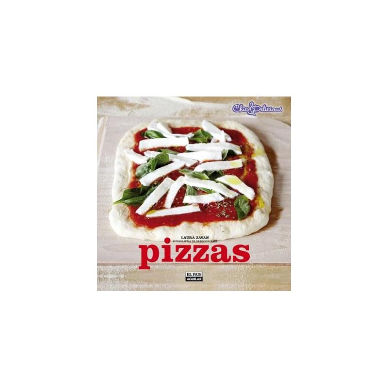 Libro Pizzas por Laura Zavan