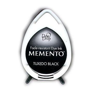 Tinta Memento Negro Tuxedo Black