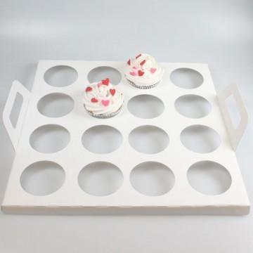 Interior para cupcakes 32 x 32 x 11cm